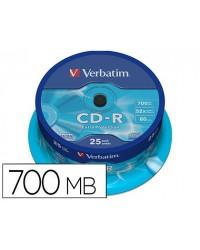CD-R VERBATIM CAPACIDAD...