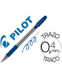 BOLIGRAFO PILOT BPS-GP AZUL...