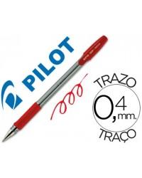 BOLIGRAFO PILOT BPS-GP ROJO...