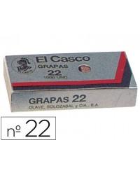 GRAPAS EL CASCO 22 -CAJA DE...