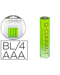 PILA Q-CONNECT ALCALINA AAA...
