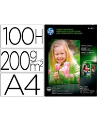 PAPEL HP PHOTO SEMI-GLOSSY...