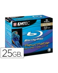 DVD BD-RE EMTEC CAPACIDAD...