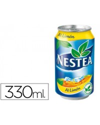 REFRESCO NESTEA LIMON LATA...