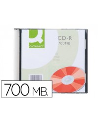 CD-R Q-CONNECT CAPACIDAD...