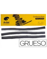 CARBONCILLO ARTIST GRUESOS...