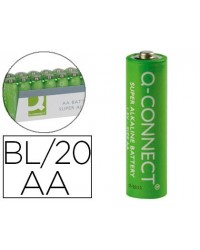 PILA Q-CONNECT ALCALINA AA...