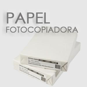 Papel fotocopiadora